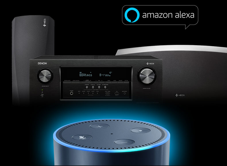 HEOS Home Entertainment Skill for Amazon Alexa